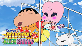 Crayon Shin-chan the Movie: Invasion!!... (2017) on Netflix in Singapore