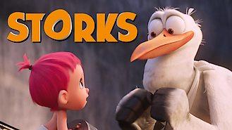 Storks (2016) on Netflix in the Netherlands