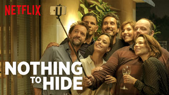 Is Nothing to Hide (2018) on Netflix Philippines?