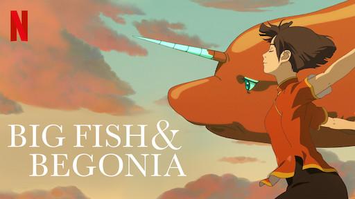 Big Fish & Begonia
