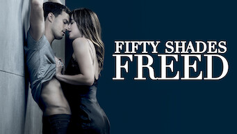 Is Fifty Shades Freed 2018 On Netflix Mexico