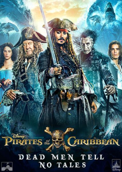 加勒比海盜:惡靈啟航
